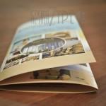 Буклет А4, 2 фальца (2)