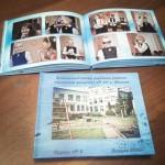 Фотоальбом А4 на дизайнерской бумаге